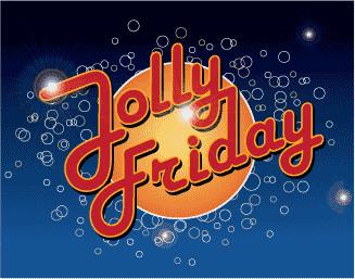 Full fart på Jolly Friday