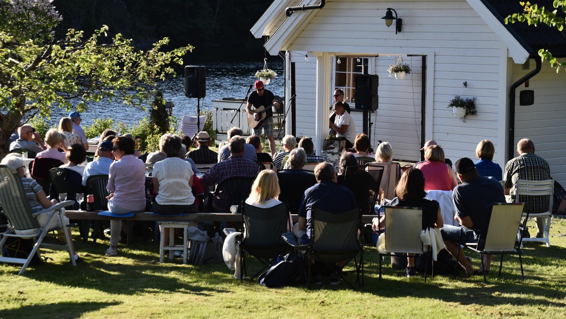 ØNV sommerfestival i Enebakk